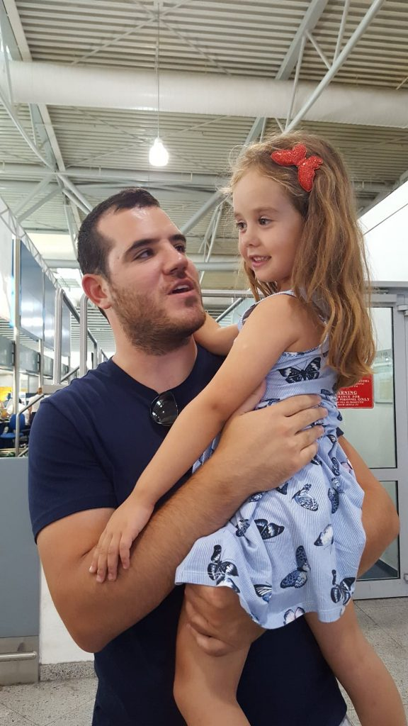 întâlnire aeroport