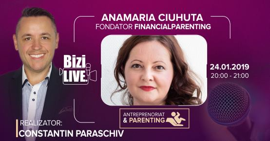 BiziLive, Financial Parenting