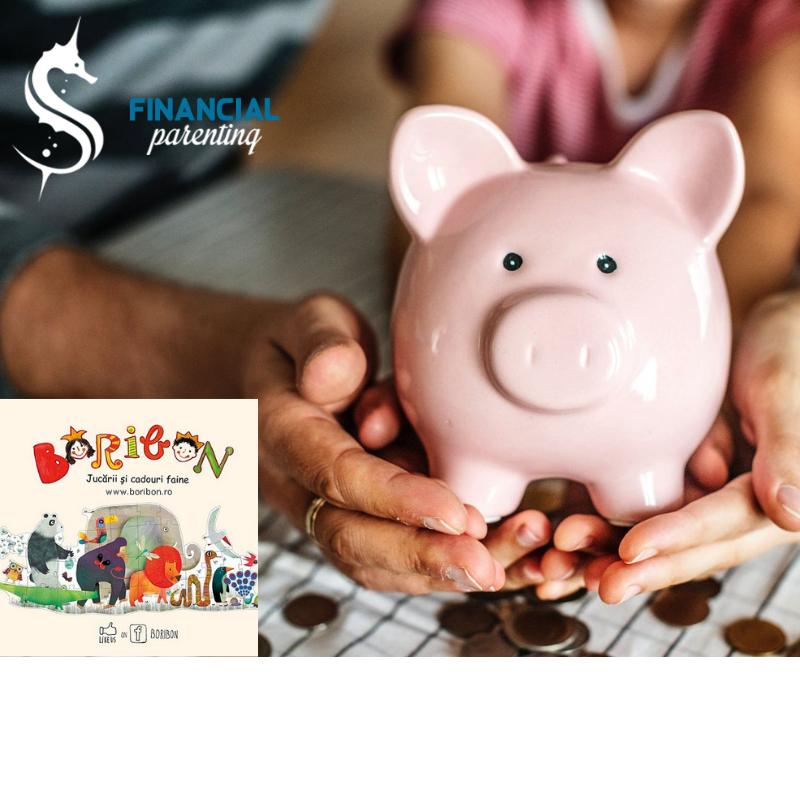 financial parenting, boribon