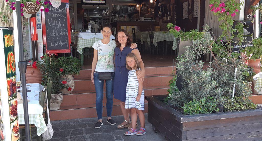 Otilia Taverna Irene Thassos