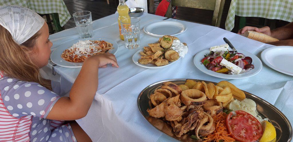 Taverna Irene Potos Thassos